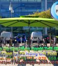 Bán Ô Dù Che Nắng Mưa Quán Cafe Sân Vườn, Mua Dù Cafe, Dù Lệch Tâm Tròn Vuông, Dù Đứng Tâm Giá Rẻ Tại HCM