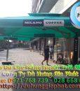 Bán Ô Dù Che Nắng Mưa Quán Cafe Sân Vườn, Mua Dù Cafe, Dù Lệch Tâm Tròn Vuông, Dù Đứng Tâm Giá Rẻ Tại Quân 5