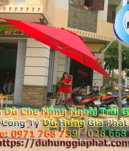 Bán Ô Dù Che Nắng Mưa Quán Cafe Sân Vườn, Mua Dù Cafe, Dù Lệch Tâm Tròn Vuông, Dù Đứng Tâm Giá Rẻ Tại Quân 3