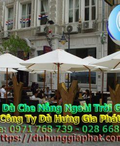 Bán Ô Dù Che Nắng Mưa Quán Cafe Sân Vườn, Mua Dù Cafe, Dù Lệch Tâm Tròn Vuông, Dù Đứng Tâm Giá Rẻ Tại Quân Tân Phú