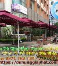 Bán Ô Dù Che Nắng Mưa Quán Cafe Sân Vườn, Mua Dù Cafe, Dù Lệch Tâm Tròn Vuông, Dù Đứng Tâm Giá Rẻ Tại Quân Thủ Đức