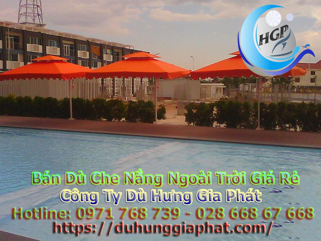 Địa Chỉ Bán Dù Che Nắng Ngoài Trời, Dù Lệch Tâm, Dù Đứng Tâm Quán Cafe Giá Rẻ Tại Bình Thuận