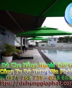 Bán Ô Dù Che Nắng Mưa Quán Cafe Sân Vườn, Mua Dù Cafe, Dù Lệch Tâm Tròn Vuông, Dù Đứng Tâm Giá Rẻ Tại Quân 7