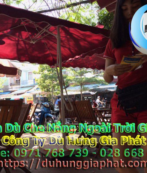 Bán Ô Dù Che Nắng Mưa Quán Cafe Sân Vườn, Mua Dù Cafe, Dù Lệch Tâm Tròn Vuông, Dù Đứng Tâm Giá Rẻ Tại Quân 8